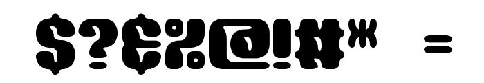 Revert Round BRK Font OTHER CHARS