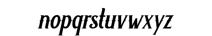Revorioum Font LOWERCASE