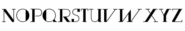 RewindBold Font UPPERCASE