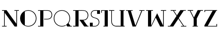 RewindBold Font LOWERCASE