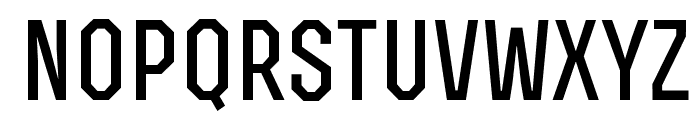 RexBold Font LOWERCASE