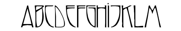 ReynoldsCaps Font UPPERCASE