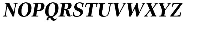 Really No 2 Hebrew Bold Italic Font UPPERCASE