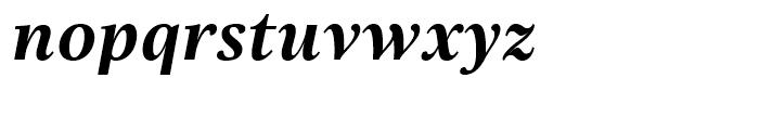Really No 2 Hebrew Bold Italic Font LOWERCASE