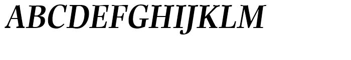 Really No 2 Hebrew Semibold Italic Font UPPERCASE