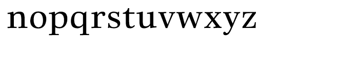 Really No 2 Medium Font LOWERCASE