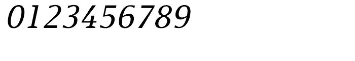 Rebecca Samuels Italic Font OTHER CHARS