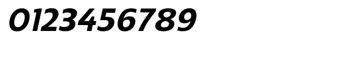 Regan ExtraBold Italic Font OTHER CHARS