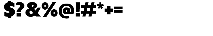 Regan Ultra Font OTHER CHARS