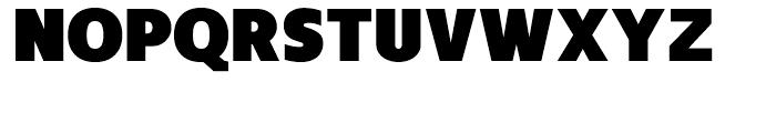 Regan Ultra Font UPPERCASE