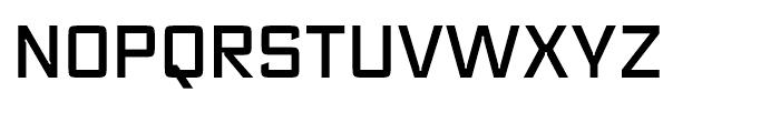 Register Medium Font UPPERCASE
