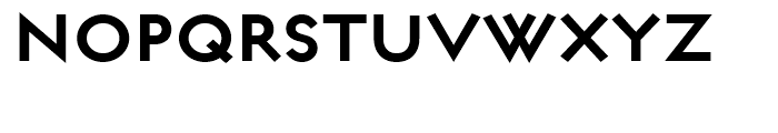 Regulator Bold Font UPPERCASE