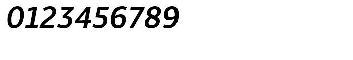 Rehn Medium Italic Font OTHER CHARS