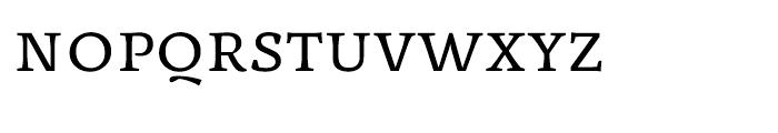 Relato SmallCaps Font LOWERCASE