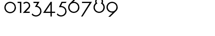 Renard Moderne NF Regular Font OTHER CHARS