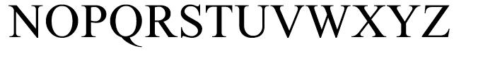 Renessans Bold Font UPPERCASE