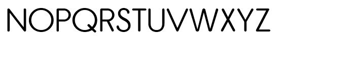 Report Regular Font UPPERCASE