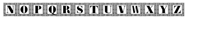 Republica Presente Regular Font UPPERCASE