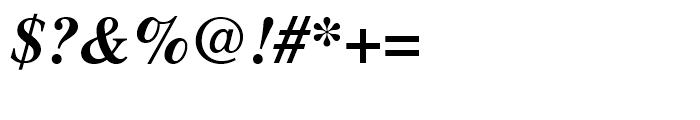 Retrograd Bold Italic Font OTHER CHARS