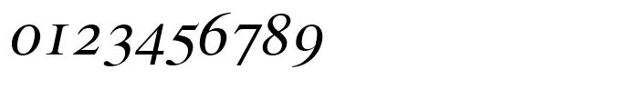 Retrograd Italic Font OTHER CHARS