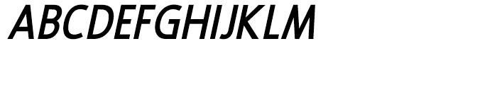 Revalo Classic Bold Italic Font UPPERCASE