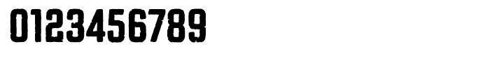 Revolution Gothic P Regular Font OTHER CHARS