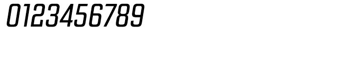 Revolution Gothic Regular Italic Font OTHER CHARS