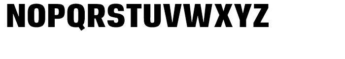 Reznik Heavy Font UPPERCASE