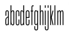 Reforma Grotesk Light Font LOWERCASE