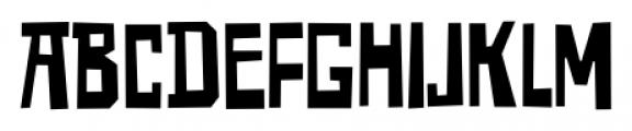 Reminder Regular Font LOWERCASE