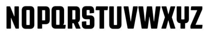 Revolution Gothic Extra Bold Font UPPERCASE