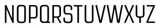 Revolution Gothic Light Font UPPERCASE