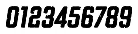 Revolution Gothic P Regular Italic Font OTHER CHARS