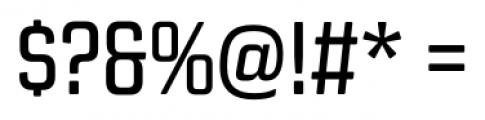 Revolution Gothic Regular Font OTHER CHARS