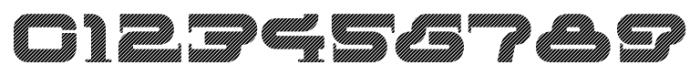 Rezzzistor 4F Stripes Font OTHER CHARS