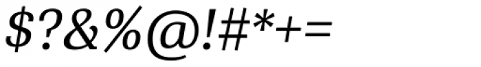 RePublic Std Italic Font OTHER CHARS