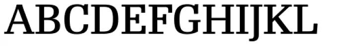 RePublic Std Medium Font UPPERCASE