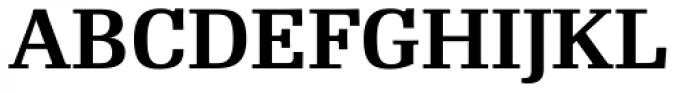 RePublic Std SemiBold Font UPPERCASE