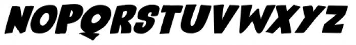 Reality Check Italic Font LOWERCASE