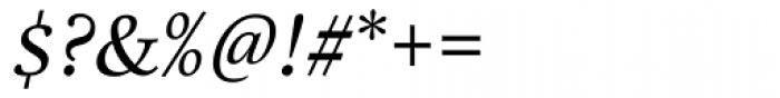 Really Medium Italic Font OTHER CHARS