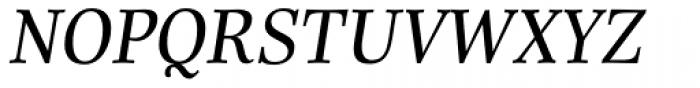 Really Medium Italic Font UPPERCASE