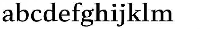 Really No 2 Cyrillic Demi Font LOWERCASE