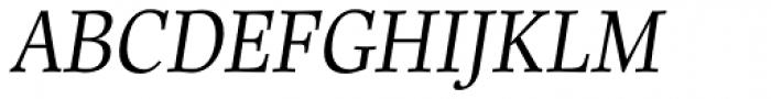 Really No 2 Cyrillic Light Italic Font UPPERCASE