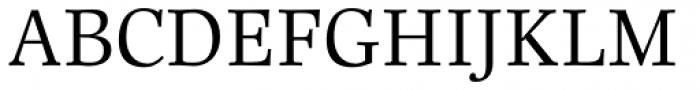 Really No 2 Cyrillic Light Font UPPERCASE