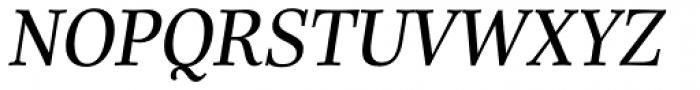 Really No 2 Cyrillic Medium Italic Font UPPERCASE