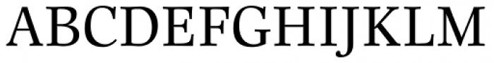 Really No 2 Hebrew Regular Font UPPERCASE