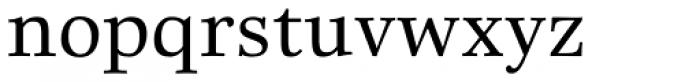 Really No 2 Hebrew Regular Font LOWERCASE