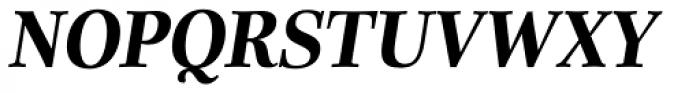 Really No 2 W1G Bold Italic Font UPPERCASE