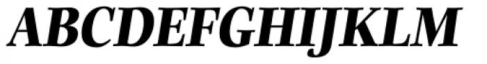 Really No 2 W1G ExtraBold Italic Font UPPERCASE