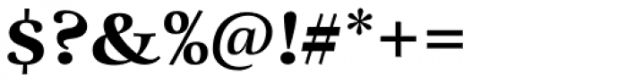 Really No 2 W1G ExtraBold Font OTHER CHARS